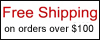 free shipping on orders over 100